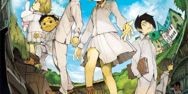 The Promised Neverland - Miền Đất Hứa - Anime Yakusoku no Neverland - Miền Đất Hứa - Truyenz.info